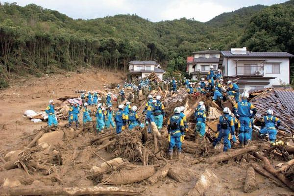 広島土砂災害を泥沼化させた「安倍総理のゴルフ三昧」