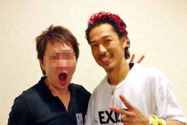 EXILE AKIRAとの2ショット写真がチケット詐欺に使われた!