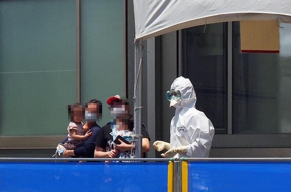 サムスンソウル病院で感染!?本誌特派記者MERS検査をうけた!