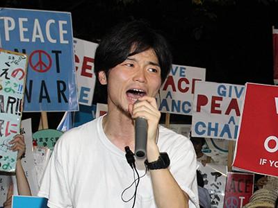 「僕らが安倍首相辞めさせる」SEALDs支持集める理由