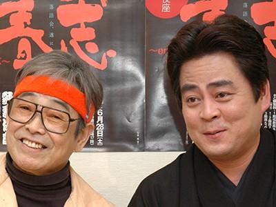 『下町ロケット』外村演じる立川談春「素顔もクソ真面目」