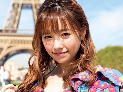 島崎遥香、主演映画『劇場霊』でエトランジェ映画祭に出席!