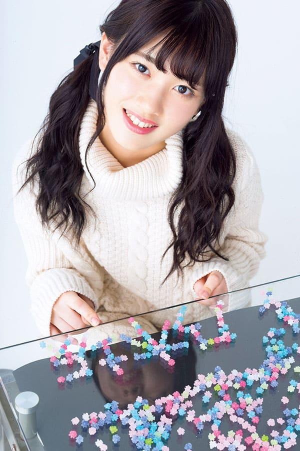 伊藤純奈、金平糖LOVE! 2期生のムードメーカー