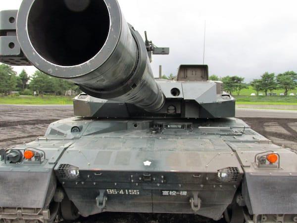 国産戦車の砲塔製造に必要なのは「日本刀」の技術だった!