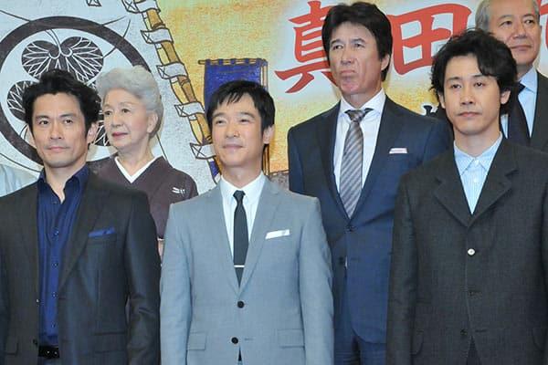 『真田丸』堺雅人のギャラは1本50万円、では大泉洋は?