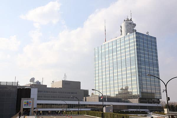NHK職員のカネ大研究「広尾の社宅は家賃月3万円」