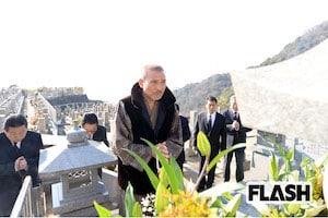 「六代目山口組」逆襲の秘策だった司忍組長の厳戒墓参り
