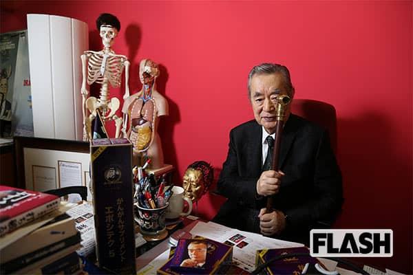 ドクター・中松、87歳にして「末期ガン」を発明で克服!?