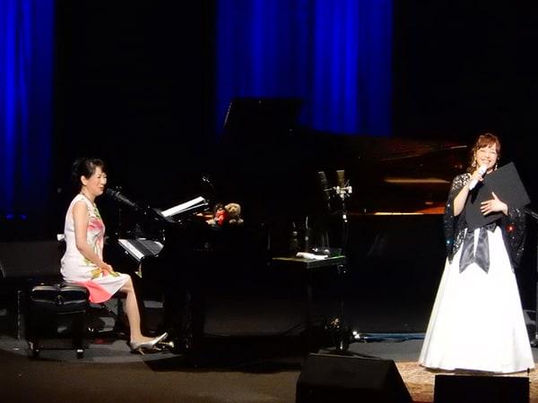 岩崎宏美 40周年ツアーファイナル。国府弘子と2人でのアルバム制作&ツアー開催も発表!