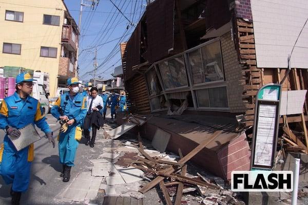 【熊本地震取材記(1)】益城町には日本で3番めの危険な断層が!
