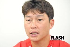 満身創痍でも新井貴浩「僕の肉体は広島に捧げます!」