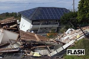 【熊本地震取材記(2)】本震を経験して身も心もボロボロ