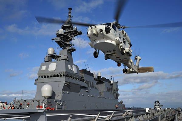 中国がびびった新型ヘリ空母、造ったら100億円の赤字に!