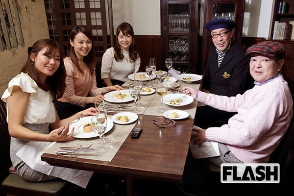 テリー伊藤プロデュース「大塚範一キャスター」と合コン(1)