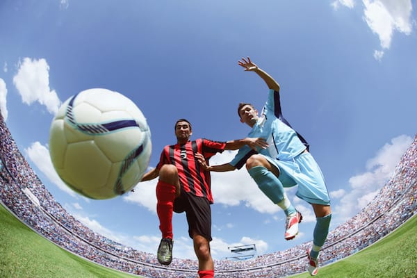 【数字は踊る】サッカーは面白い!