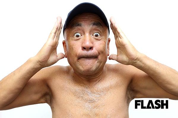 芸歴58年のせんだみつお「68歳で12キロ」ダイエットに成功
