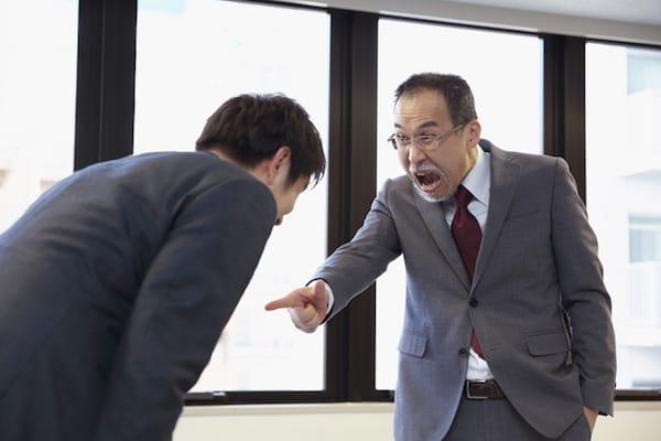 人事部長が覆面で告白「こんな部長はすぐに飛ばす」