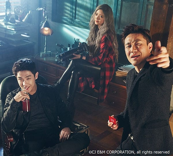 探偵ドラマの決定版!イ・ジュン主演「ヴァンパイア探偵」Mnetで7月より日本初放送決定!