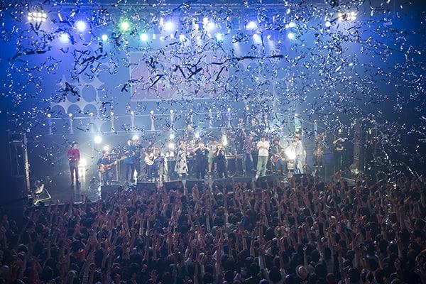 Zepp 福岡 17年の歴史にピリオド!! 奥田民生、PUFFYらが、スペシャル・ラスト・ライブ