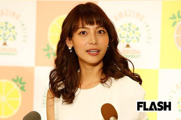 相武紗季の結婚相手「25歳でベントレー」の特異すぎる経歴