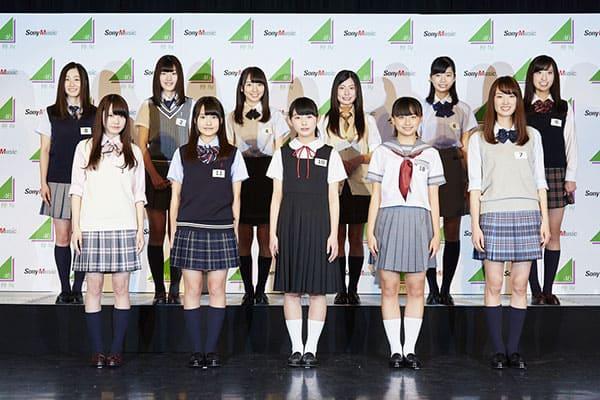 欅坂46のアンダーグループ、けやき坂46(ひらがなけやき)の合格者発表!!