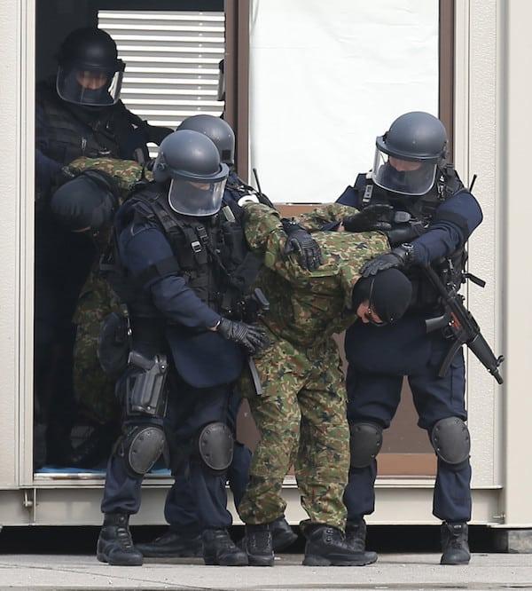 伊勢志摩サミットを守る警視庁「対テロ特殊部隊」マル秘装備
