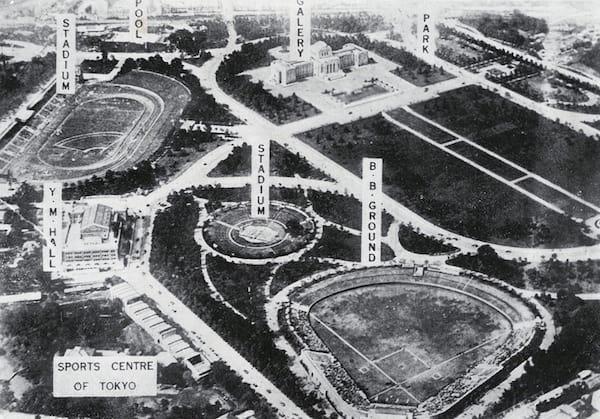 【1940年、幻の東京五輪】(5)迷走に次ぐ迷走でメイン競技場が決まらない!