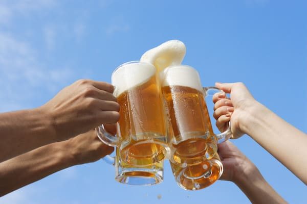 【数字は踊る】ビールは旨いか、ほろ苦いか