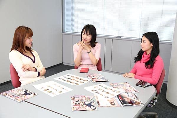 グラビアアイドル3人が「芸能界の掟」を語る(2)演技指導と称してキスの練習