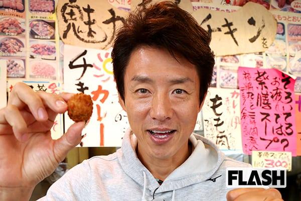 松岡修造吠える「寿司屋での集中力は日本でもトップに入れる」