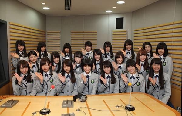欅坂46 注目の2ndシングル『世界には愛しかない』を冠ラジオ番組で初オンエア解禁決定!