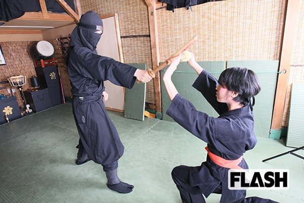 本誌記者、門外不出「武蔵一族」の忍術を修行してみた