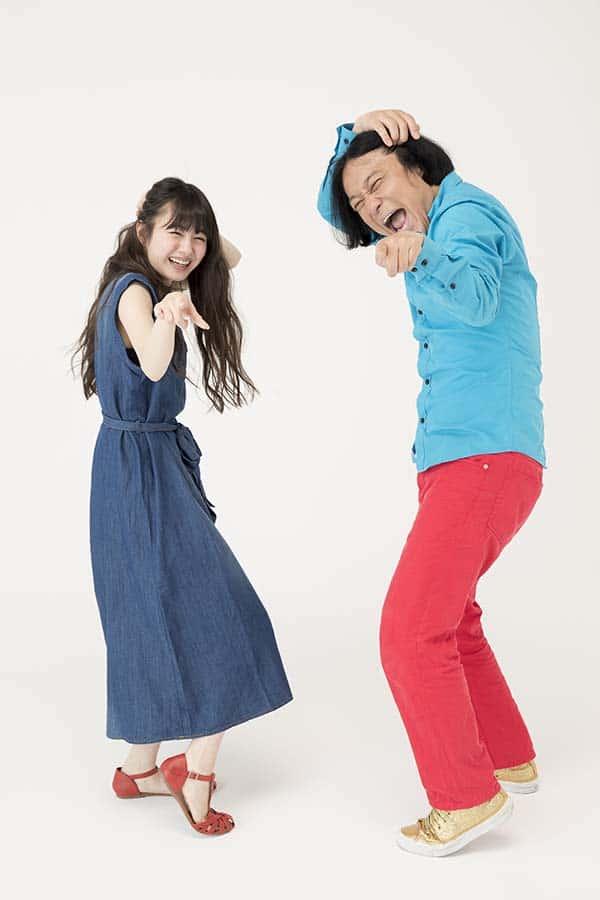 市川美織の「お笑い芸人になりたいの!」  第8回、永野が授けた新キャッチフレーズ普通に好き!