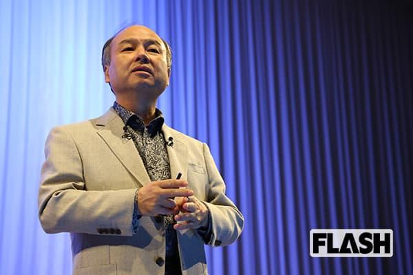 ソフトバンク孫正義が語る「未来の日本」を象徴する3つの数字