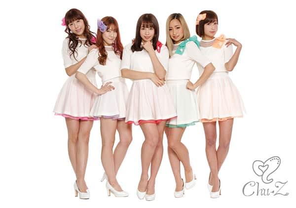 Chu-Z念願の赤坂BLITZワンマン開催、メンバー候補生3名を選出