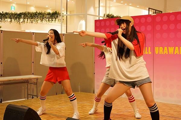 女子中高生ボーカル&ダンスグループJ☆Dee'Z、『Dream Arch』初披露に涙!更に、Music Videoも解禁