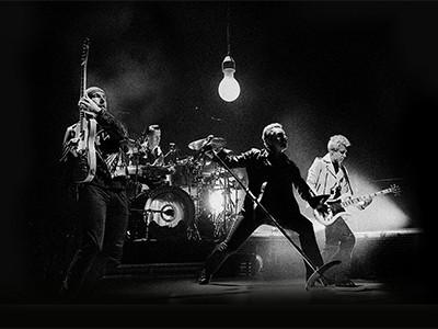 U2の最新ワールド・ツアーがスクリーンで体感できる、一夜限りのスペシャル…