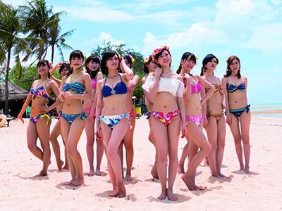 卒業! みるきー&NMB48の世界でいちばん熱い夏in Thailand