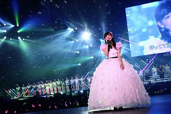 渡辺美優紀卒業!涙のコンサートルポ!関西が生んだNo.1アイドル、みるきー最後の夜