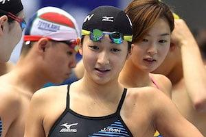 【リオ五輪/水泳】池江璃花子「大食い女子高生は日焼けがイヤ」