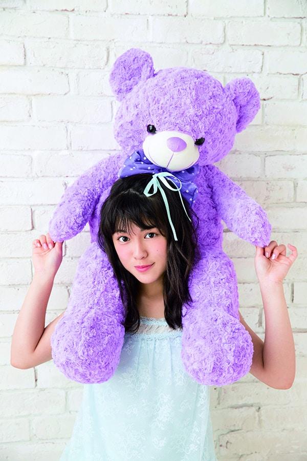 竹内彩姫、アンダーガールズ大躍進のSKE48期待の星は16歳