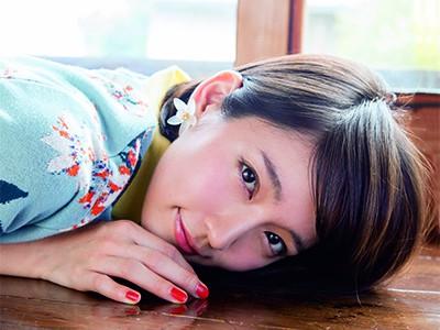 吉岡里帆、「ゼクシィ」9代目 CMガールに選ばれた新進女優を下町エリア谷…