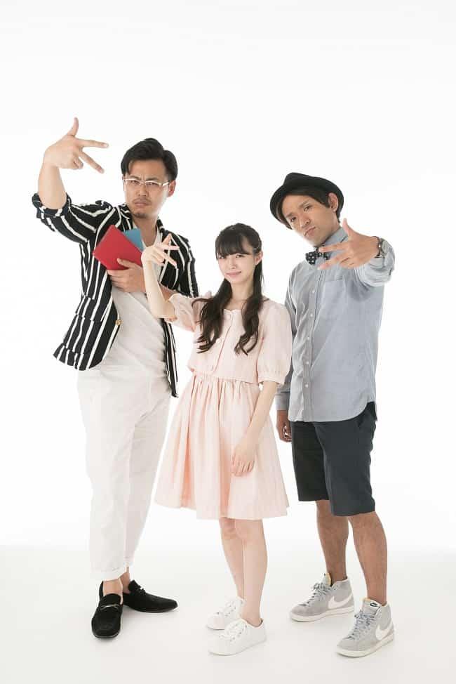 【FLASHスペシャル】「市川美織のお笑い芸人になりたいの!」】お笑い芸人・永野さんと新しいキャッチフレーズを考えてみた!