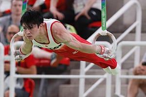 内村航平「お祝いメール減少」を打破した「リオ五輪」金メダル