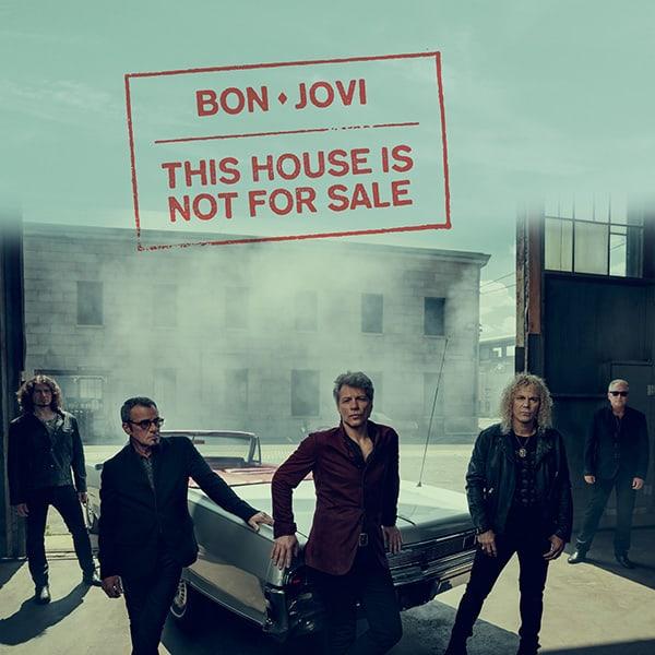 ボン・ジョヴィ、待望のニュー・アルバムは10月にリリース。新曲早くも解禁…