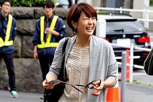 NHK五輪報道で活躍「大成安代アナ」は坊さんと結婚後バツイチ