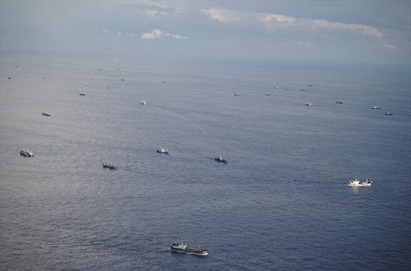 尖閣を襲う400隻の中国船に「海保」500人増員でも対応できない!
