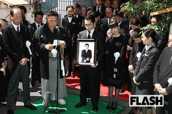 千代の富士の告別式