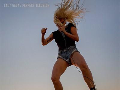 レディー・ガガの3年ぶり世界待望のニュー・シングル「パーフェクト・イリュ…