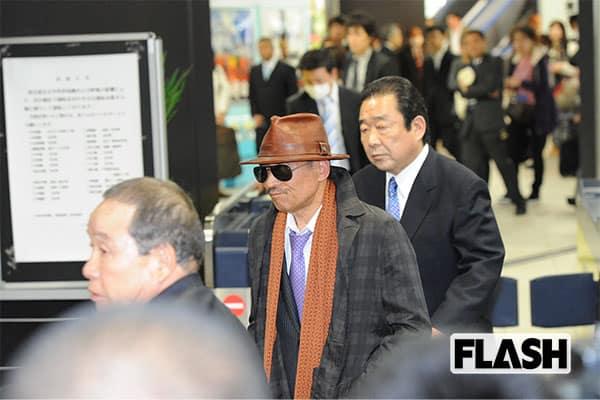 六代目山口組組長「司忍」は獄中で「LEON」を読んでいた